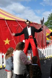 Vor Zirkus