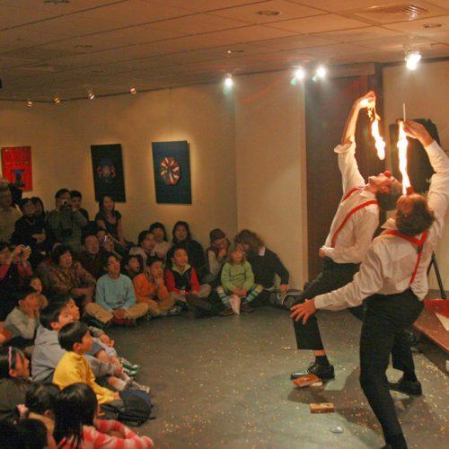 Show in Taiwan