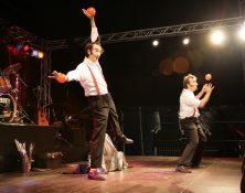 Clownshow Allez Hopp