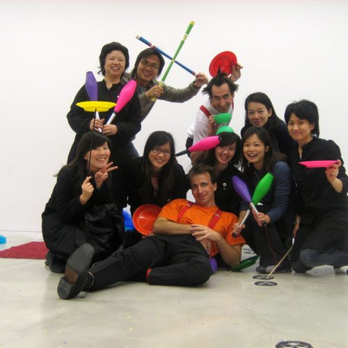 Workshop bei Xue Xue