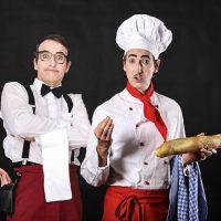 comedy Koch und Kellner