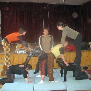 Akrobatik Workshop